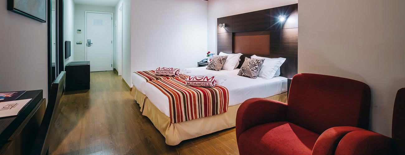 Hôtel Raga 4* à Madère