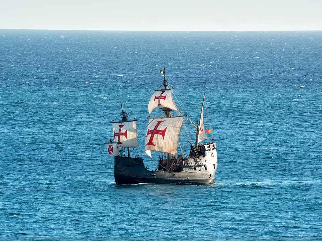 En option, excursion maritime