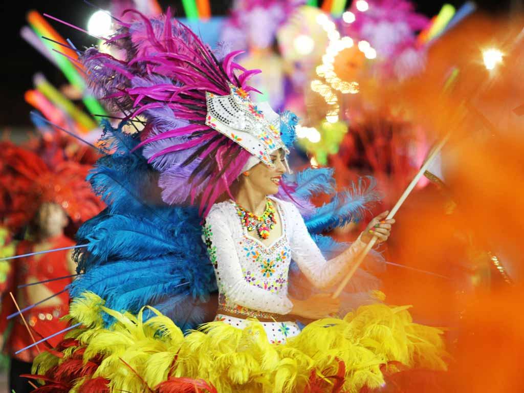 Carnaval de Madère - Visites et repas inclus