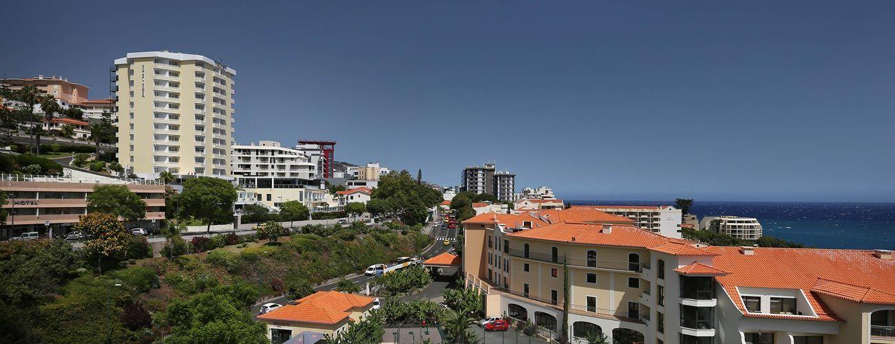 Hôtel Raga 4* à Funchal