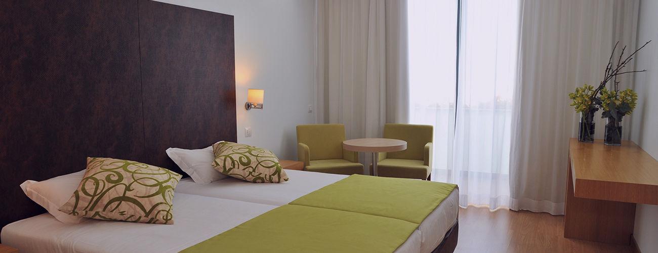 Hôtel Vila Baleira 4* à Madère