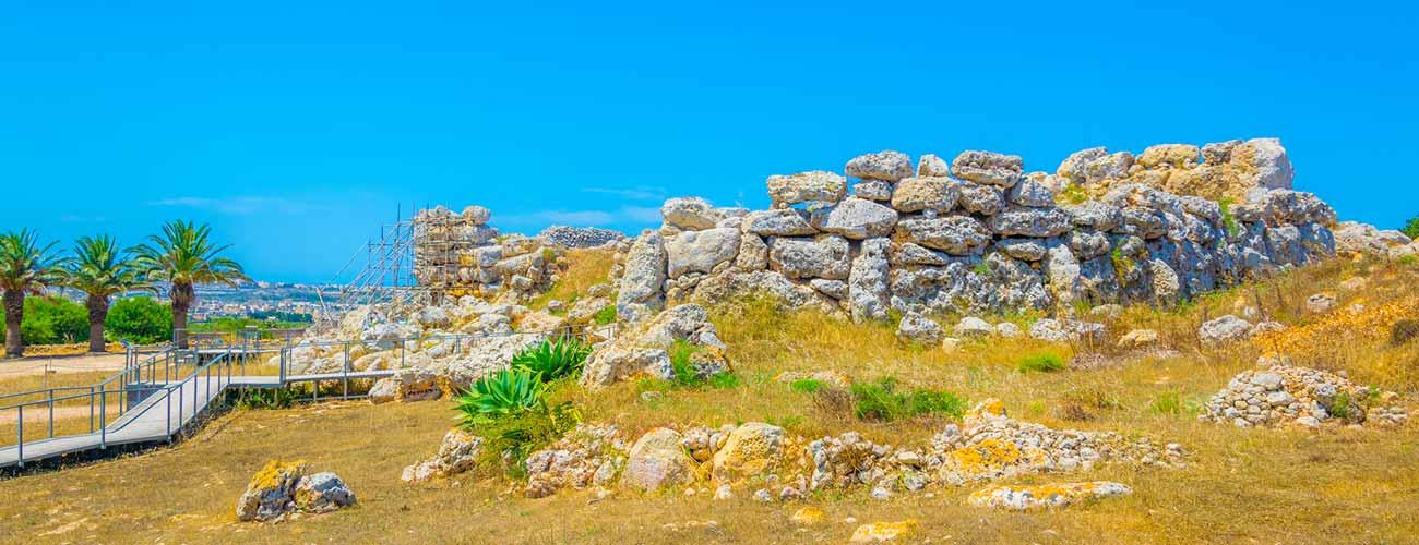 Ruines mégalithiques de Ggantija