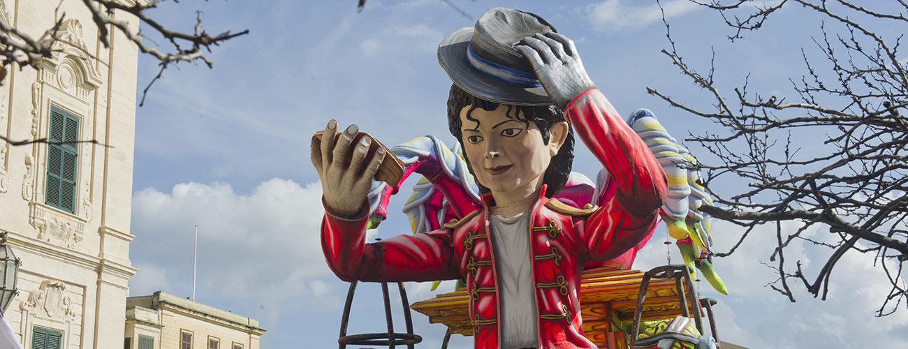 Parade du carnaval de Malte