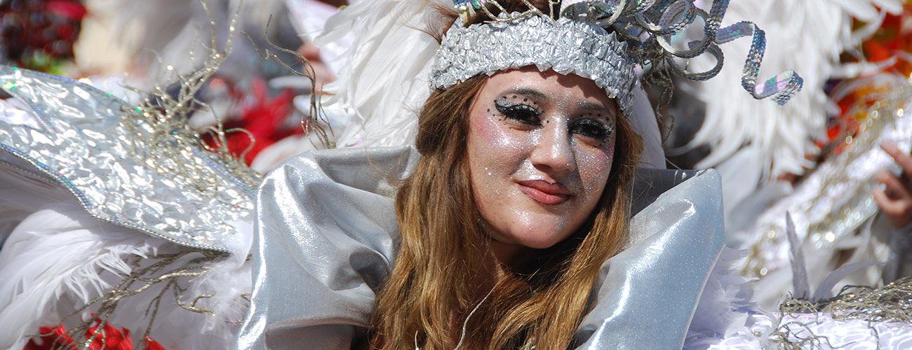 Costumes du carnaval de Malte