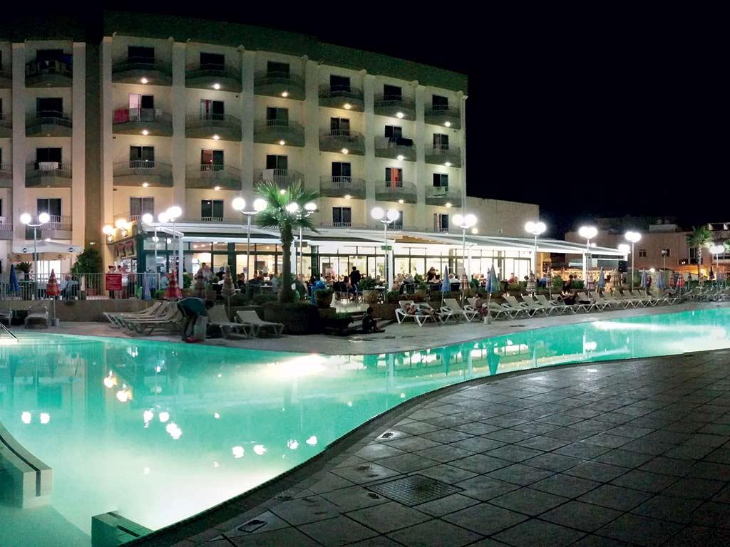 Malte - Ile de Malte - Réveillon à Malte avec soirée du Nouvel An à l'hôtel - Hôtel Topaz 3* - Visites incluses