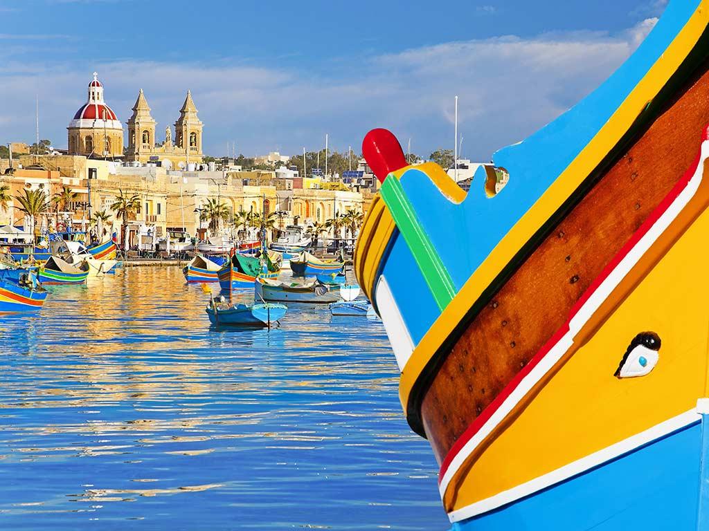 Malte - Ile de Malte - Réveillon à Malte avec soirée du Nouvel An à l'hôtel - Hôtel Dolmen 4* - Visites incluses