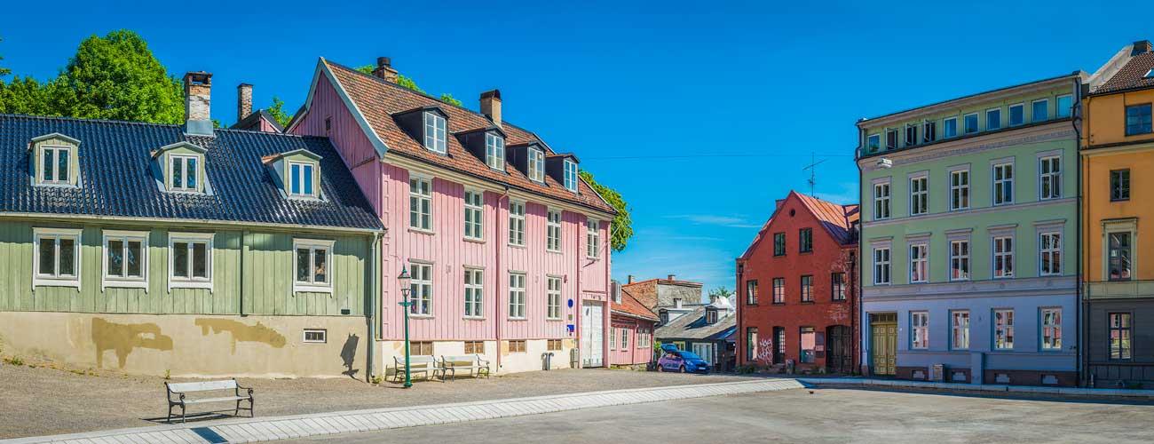 Oslo, capitale de la Norvège