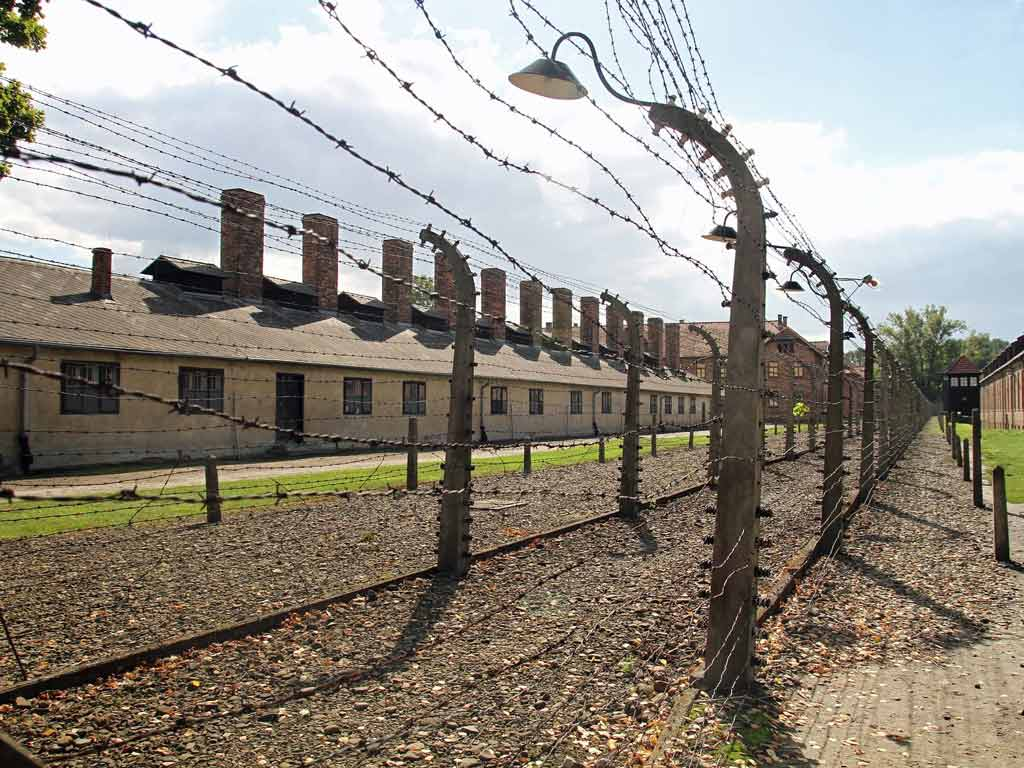 Camp de concentration d'Auschwitz-Birkenau