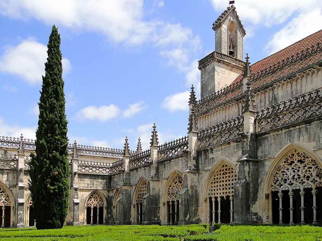 Le monastère de Santa Maria da Vitoria