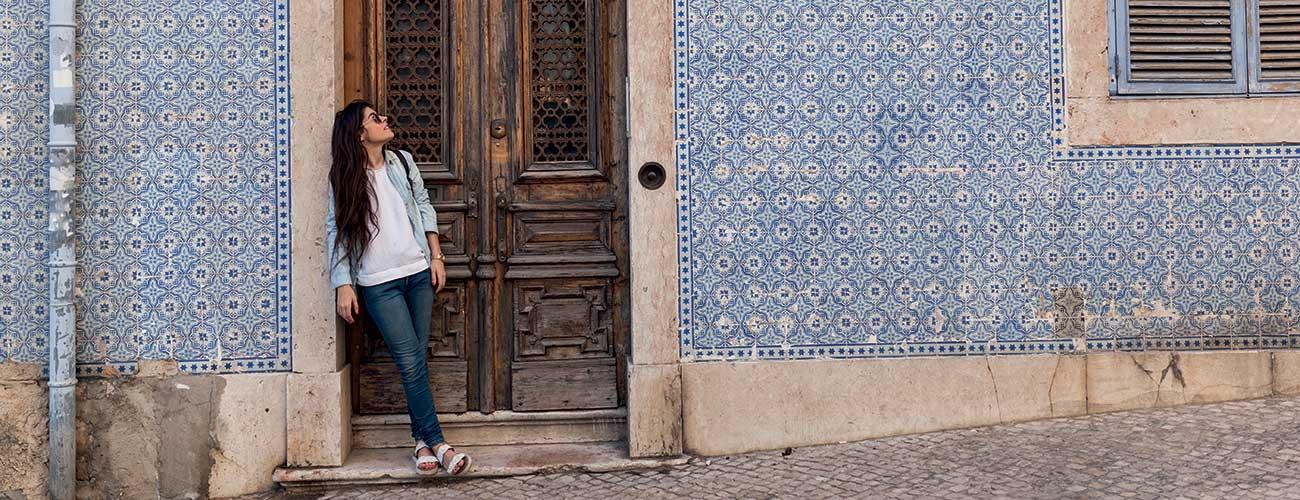 Les jolis murs de Lisbonne