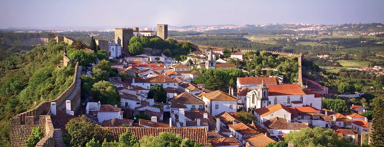 La cité médiévale d'Obidos