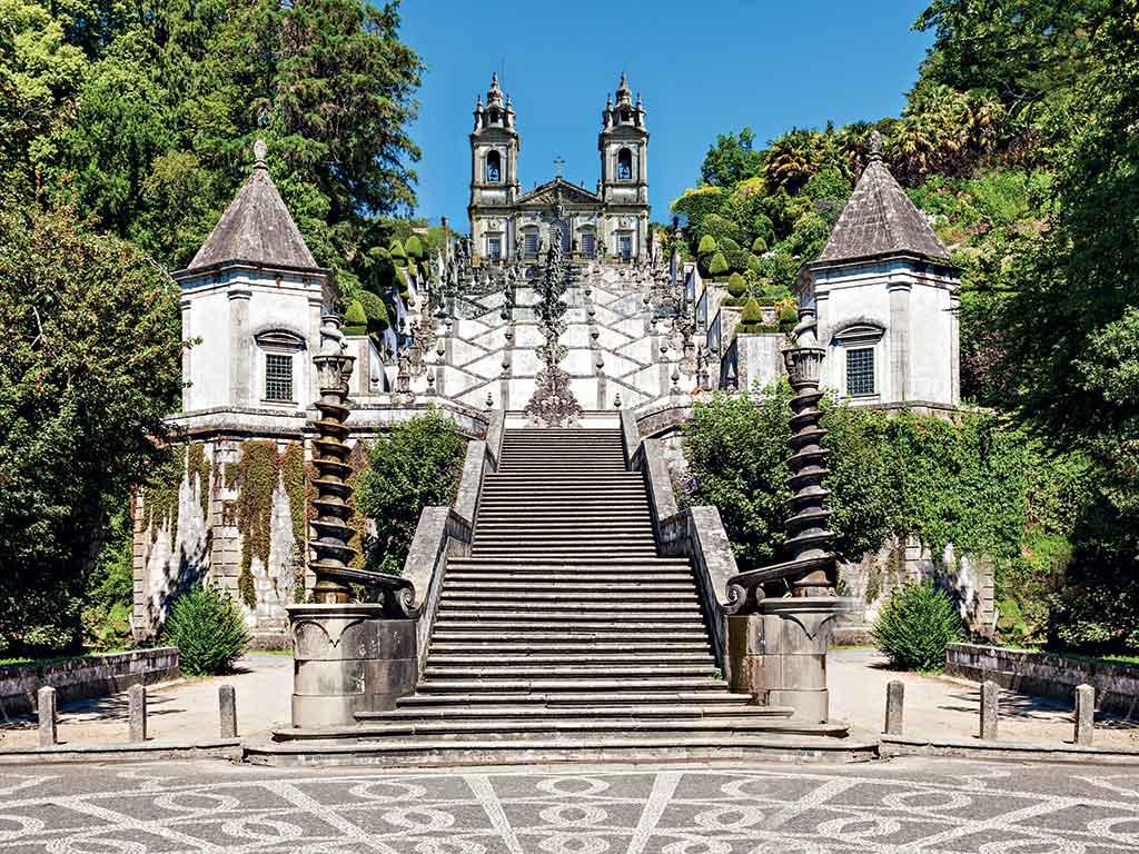 Sanctuaire du bon Jésus de Braga