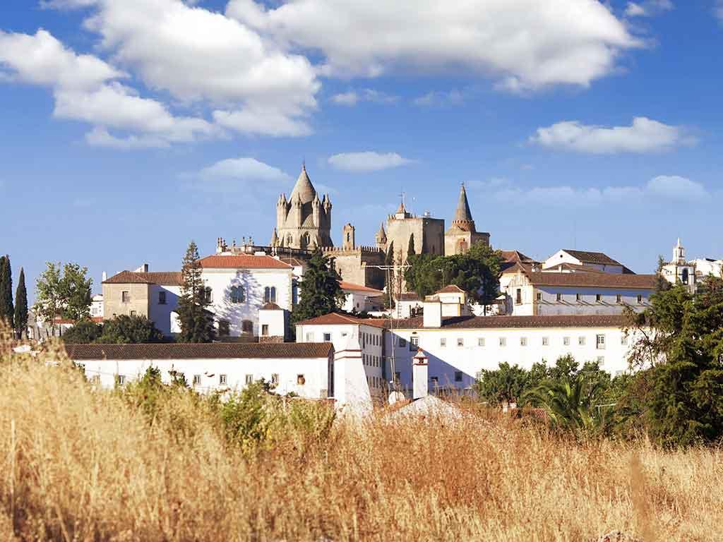 Évora, la capitale de l'Alentejo