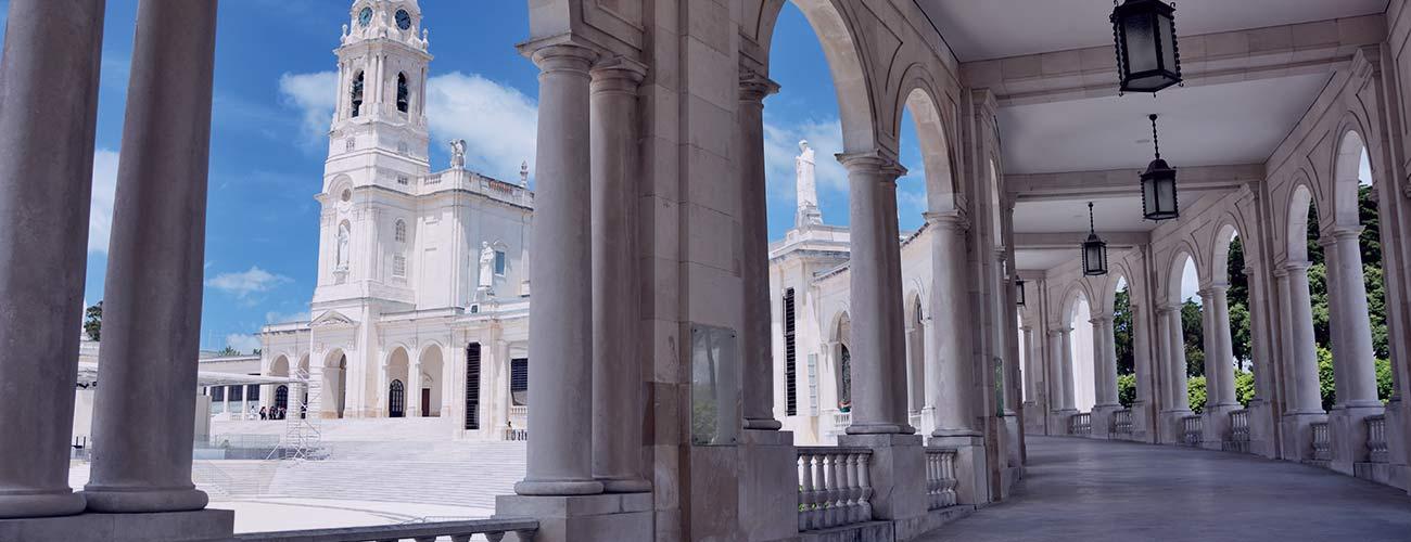 La ville de Fatima