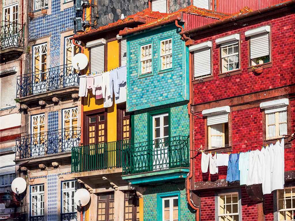 Le jolie ville de Porto